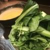 月tokkury - 料理写真:海老出しの葉っぱ鍋