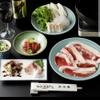 ももんじや - 料理写真:猪鍋と料理3品コース