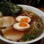 世田谷線沿線で食べられるあっさりラーメンのお店