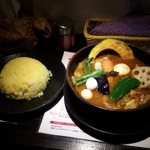 横浜の市街地のスープカレー屋さんの歩き方