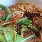 【都内】おいしい『カレー系ラーメン・つけ麺』