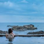 感動の景色と美味しい料理が楽しめる絶景温泉宿