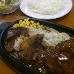 大久保の肉ランチ8選!焼肉・ステーキ・とんかつも!