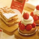 新宿でおすすめ!お持ち帰りOKの美味しいケーキ店8選