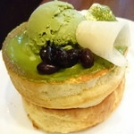 【渋谷】抹茶パンケーキが好き!おすすめのお店7選