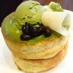 【渋谷】抹茶パンケーキが好き!おすすめのお店7選