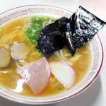 うどん県香川で食べた中華そば #1