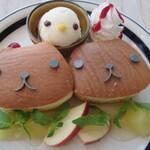 大阪・梅田で絶対食べたい!グルメも大満足のパンケーキ8選