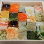 【あべの・天王寺】大阪らしさを感じるお寿司【二寸六分の懐石】