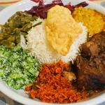 【スリランカ】大阪で味わえるスリランカの「ライス・アンド・カレー」【セイロン】