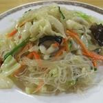 【あべの・天王寺】中国料理店の「麵」と「粉」