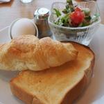 【あべの・天王寺】充実のモーニングセットが楽しめるカフェ