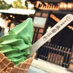 京都で楽しむ!おすすめの食べ歩き抹茶スイーツ8選