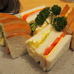 【あべの・天王寺】あべのハルカスでサンドイッチはいかが?