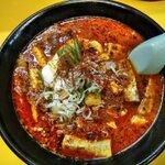 盛岡近郊の「担々麺」