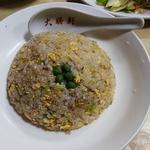 チャーハンは調理の基本です@パラパラで旨い街中華のチャーハン特集!!