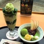 抹茶を味わうなら!京都駅周辺のおすすめカフェ7選