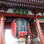 続【浅草食べ歩き】 お正月はどこも激混みでお店に入れませ~ん(≧▽≦)