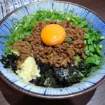 東京近郊で食べられる旨い汁なし麺(その5:台湾まぜそば編)