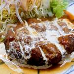 うどん県香川で食べたハンバーグ #1