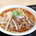 サービスエリア・パーキングエリアで食べたラーメン【四国】