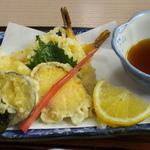 【あべの・天王寺】定食で味わえる庶民派「天ぷら」