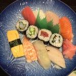 枚方で寿司ランチの食べられる個人のお寿司屋さん