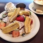 おしゃれな二子玉川エリアで食べたい♡絶品パンケーキ8選