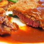 【あべの・天王寺】牛肉のカツレツ・厳選5店