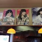 HKT48メンバーのサインがあるお店