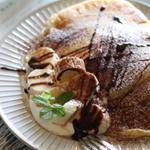 徳島の人気パンケーキ8選!ふわふわスイーツ系にお食事系も