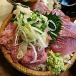 【新宿】西新宿7丁目『魚ランチ』の選択肢