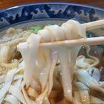 【大阪】平べったい麺の麺料理・7選