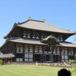 お寺がある風景 そこにあるグルメ