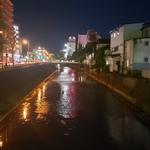 秋田市 川反 1人飲み歩き 10軒
