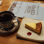 スペシャルな珈琲を更に引き立てる美味しいチーズケーキがある本物の珈琲好きの営むCafe愛知岐阜