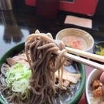山形県のB級グルメ【冷たい肉そば】18店 寒河江編