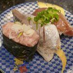 東京都内で楽しめるグルマンな回転寿司店まとめ