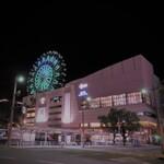 【食べ歩き珍道中】鹿児島中央駅