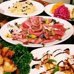 話題沸騰中!!CAFE de ローストビーフ食べ飲み放題の神イベントが祖師谷大蔵で行われているらしい