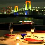 東京の夜景がきれいな店20選!ロマンチックなディナーデートに