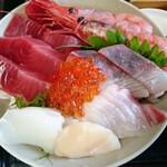大洗には海鮮丼のお店が豊富!おすすめ海鮮丼6選