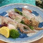 福岡で新鮮なイカを堪能!評判のイカ料理があるお店5選