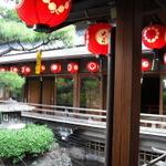 京都五花街の喫茶・甘味処