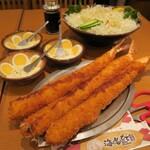 【名古屋】魅力たっぷりのエビフライが楽しめる人気店11選