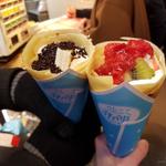 【新宿エリアのクレープ】美味しいと人気のクレープ店6選