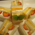 京都の和菓子・フルーツサンド・おやつ