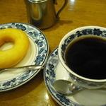 大阪 レトロ喫茶のコーヒーのお伴