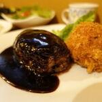 渋谷のおすすめハンバーグ9選!専門店から洋食店まで