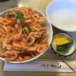 由比の桜えび料理の名店9選!丼とそばで魅力を体験